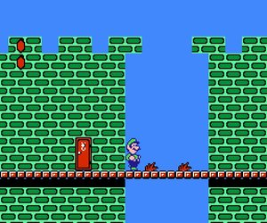 Super Mario Bros. 2 Files