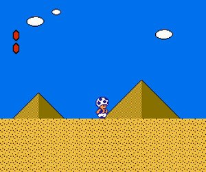 Super Mario Bros. 2 Screenshots
