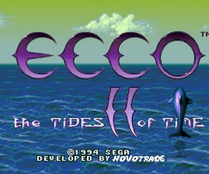 Ecco: The Tides of Time Screenshots