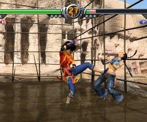 Virtua Fighter 5 Chat
