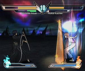 Bleach: Shattered Blade Screenshots