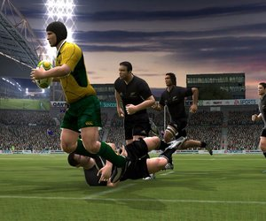 EA Sports Rugby 08 Chat