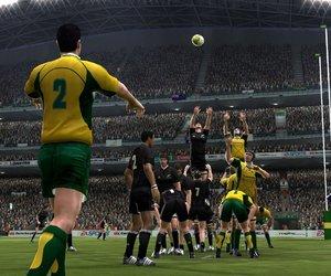 EA Sports Rugby 08 Screenshots