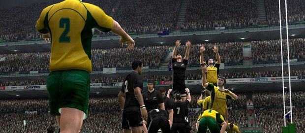 EA Sports Rugby 08 News