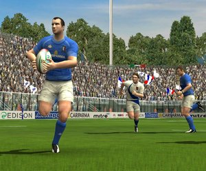 EA Sports Rugby 08 Screenshots