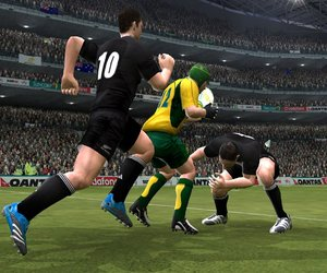 EA Sports Rugby 08 Videos