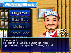 Fishing Master Screenshot from Shacknews