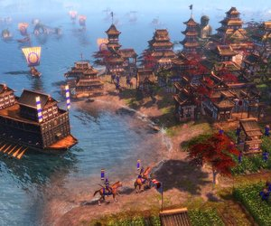Age of Empires III: The Asian Dynasties Chat