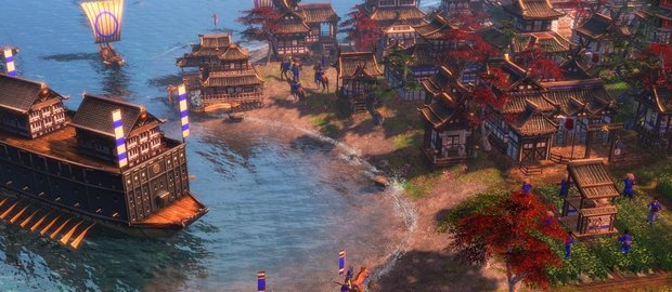 Age of Empires III: The Asian Dynasties News