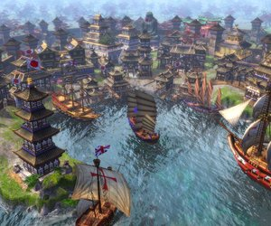 Age of Empires III: The Asian Dynasties Screenshots