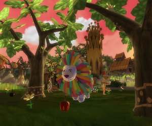 Viva Pinata Screenshots