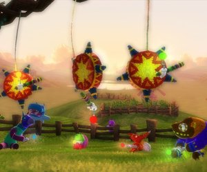 Viva Pinata: Party Animals Screenshots