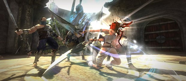 Heavenly Sword News