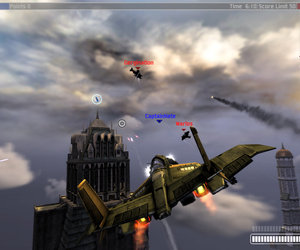 Warhawk Screenshots