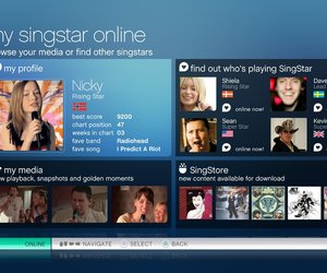 SingStar Screenshots