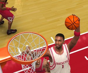 NBA 08 Screenshots