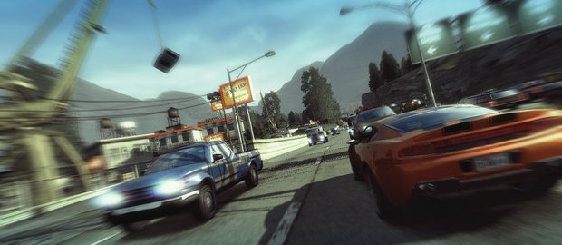 Burnout Paradise News