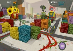 de Blob Screenshot from Shacknews