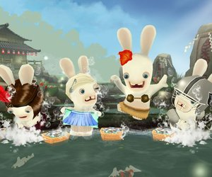 Rayman Raving Rabbids 2 Screenshots