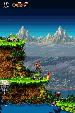 Contra 4 Chat