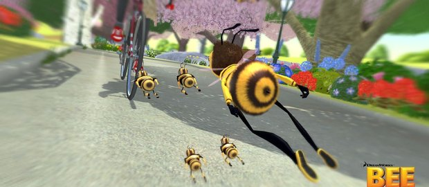 Bee Movie Game News