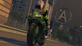 Moto GP '07 Screenshot from Shacknews