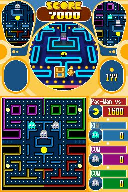 Namco Museum Chat