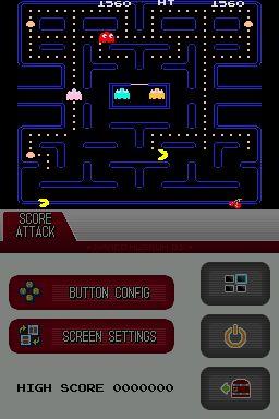Namco Museum Screenshots