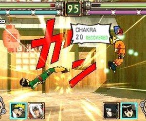 Naruto: Ultimate Ninja Heroes Chat