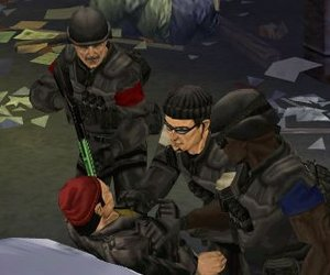 SWAT: Target Liberty Chat