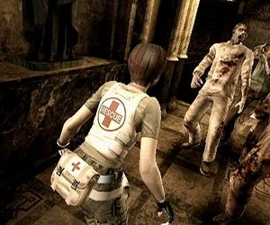 Resident Evil: The Umbrella Chronicles Screenshots