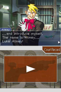 Phoenix Wright: Ace Attorney - Trials and Tribulations Files