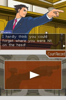 Phoenix Wright: Ace Attorney - Trials and Tribulations Screenshots