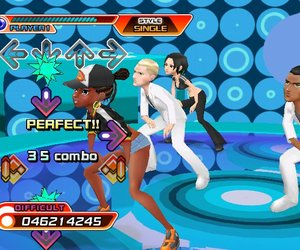 Dance Dance Revolution Hottest Party Files