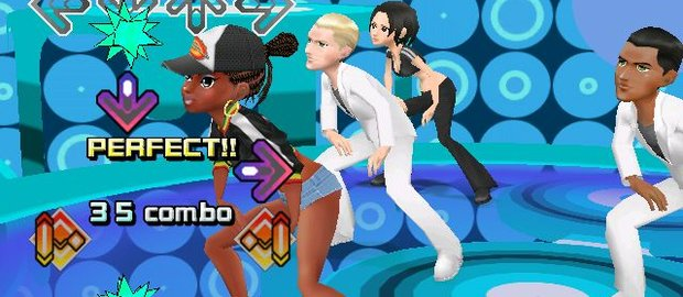 Dance Dance Revolution Hottest Party News
