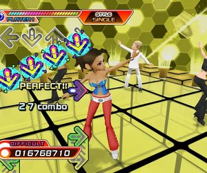 Dance Dance Revolution Hottest Party Screenshots