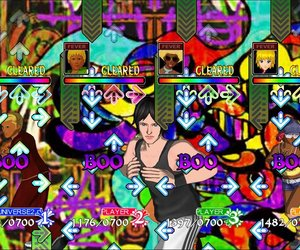 Dance Dance Revolution Universe Files