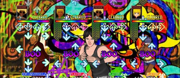 Dance Dance Revolution Universe News
