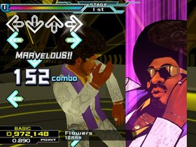 Dance Dance Revolution SuperNOVA 2 Screenshot from Shacknews