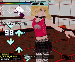Dance Dance Revolution SuperNOVA 2 Chat