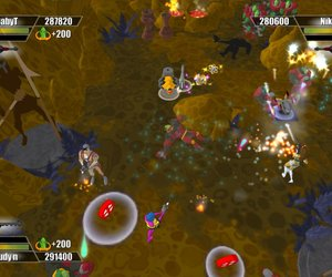 Rocketmen: Axis of Evil Screenshots