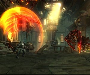 Darksiders Chat