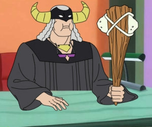 Harvey Birdman: Attorney at Law Videos