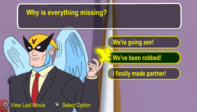 Harvey Birdman: Attorney at Law Screenshot from Shacknews