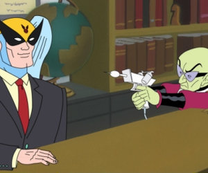 Harvey Birdman: Attorney at Law Files