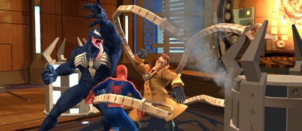 Spider-Man: Friend or Foe News