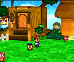 Paper Mario Chat