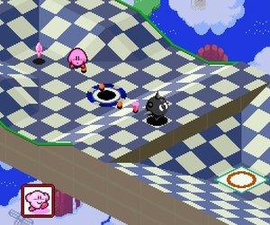 Kirby's Dream Course Screenshots