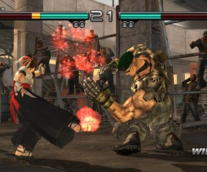 Tekken 5: Dark Resurrection Videos