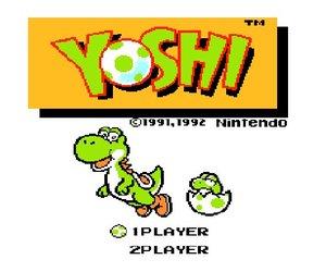 Yoshi Screenshots